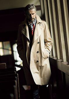 BURBERRY / trench coat ウェストミンスター
