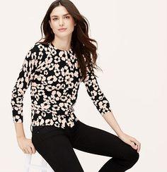 Blossom Cotton Cardigan