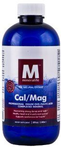 Liquid Ionic Cal/ Mag (8 Oz-48 Day Supply) by Mineralife. $20.95. Liquid Ionic Minerals. Far Greater Absorbtion Than Pills. 100% Vegan. Concentrated Formula. Professional Grade. Mineralife professional grade liquid Ionic CAL/MAG concentrate is a dietary supplement containing elemental Calcium and Magnesium in an ideal ratio. Boron is added to increase calcium, magnesium metabolism and assimilation increasing there overall effectiveness. Biologically interlocked with one a...