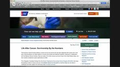 "ACS says ""More Americans surviving cancer"" But are we?"