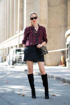 C'est+Chic:+Street+Style+from+Paris  - HarpersBAZAAR.com