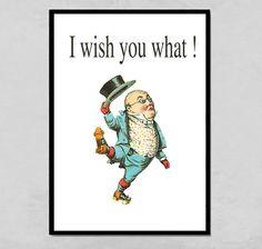 Kunstdruck Poster  von PapierMond auf DaWanda.com