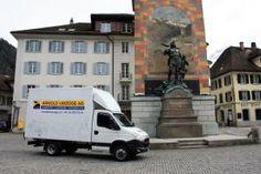 Neues aus der mobilen Umzugswelt - Arnold Umzüge AG - Transport, Lagerung, Entsorgung