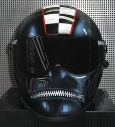 Zippered Bandit XXR Helmet