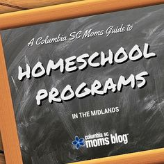 A Columbia SC Moms Guide to Homeschool Programs in the Midlands | Columbia SC Moms Blog