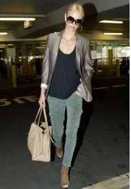 j brand and charlize look good together:)