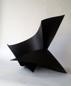 "Saatchi Art Artist: Eddie Roberts; Metal 2012 Sculpture ""Focus XII"""
