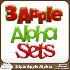 3 Apple Alpha