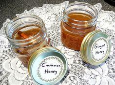 Lemon Infused Honey(With Variations) | Genius Kitchen