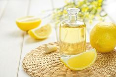 Natural Health News, Natural Remedies and Wellness Tips: 33 Awesome Uses of Lemon Essential Oil Home Remedies For Acne, Acne Remedies, Natural Remedies, Lemon Uses, Lemon Oil, Lemon Water, Citrus Oil, Essential Oils For Skin, Young Living Essential Oils