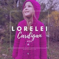 Lorelei Cardigan Crochet Pattern Easy/Intermediate | Etsy Crochet Jacket Pattern, Easy Crochet Patterns, Summer Vest, Cotton Bag, Digital Pattern, Baby Knitting, Wardrobe Staples, Etsy, Cardigans