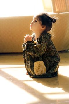 Metta Physical thought prayer was the answer to the corporate turmoil.  #TEHH  Couture Enfants l Tumblr