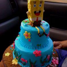 Spongebob birthdaycake