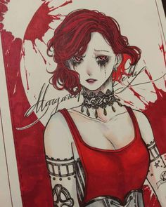 Doll Games, Female Dancers, Anime Poses, Identity, Pin Up, Fanart, Joker, Queen, Ship