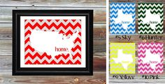 Chevron Home Prints- Letter Wall Art, Letters, Love Wishes, Silhouette Art, Vinyl Cutter, Vinyl Designs, Homemade Gifts, Chevron, Crafty