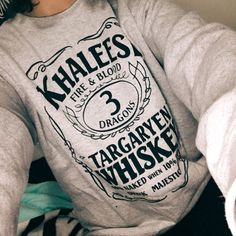 Khaleesi Game of Thrones Inspired Funny Unisex by parenholly