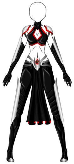 Megaria Assassin design 1 by 2050 on DeviantArt