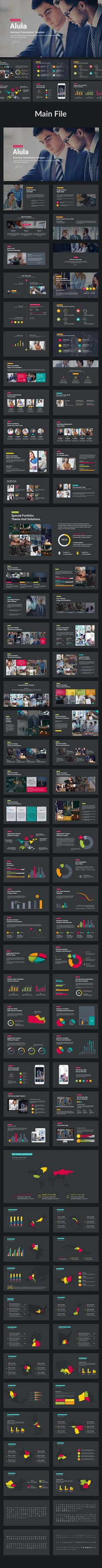 Alula  Business Powerpoint Template — Powerpoint PPT #excel #stats • Download ➝ https://graphicriver.net/item/alula-business-powerpoint-template/19773128?ref=pxcr