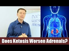 Does Ketosis Worsen the Adrenal Glands? - YouTube
