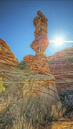 Vermilion Cliff, Arizona