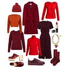 Ethical fashion shopping tips for the trend color 2017 RED - the hottest trend right now! Find lots of sustainable and conscious consumer choices!