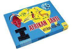 The Star of Africa game, Afrikan Tähti -peli