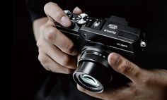 Fujifilm X30 Compact Digital Camera 3 • TheCoolist - The Modern Design Lifestyle Magazine