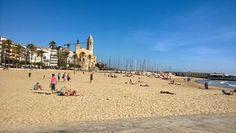 Sitges Beach London Lifestyle, Lifestyle Blog, Sitges, Beaches, Dolores Park, Barcelona, Travel, Viajes, Sands
