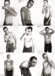 POSTER Ewan McGregor in Trainspotting. Directed by Danny Boyle, movie released in Trainspotting Renton, Trainspotting Ewan Mcgregor, Trainspotting Quotes, Film Mythique, Photographie Portrait Inspiration, Movies And Series, Choose Life, Movie Releases, Film Serie