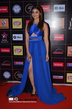 Alia Bhatt at Star Guild Awards 2015