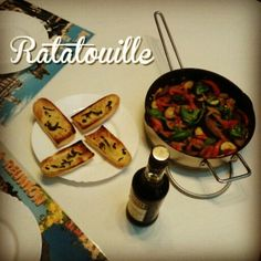 I am in love...with my ratatouille