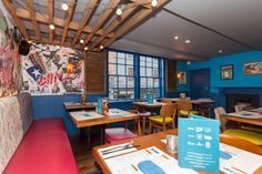 Bodega Cantina Derby | Latest Projects | E2 Contract Lighting | UK