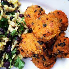 These Sweet Potato Quinoa Puffs Will Love You Back - Brazen Kitchen - June 2013