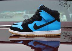 "Nike SB Dunk High ""Blue Hero"""