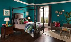 The biggest names in paint share the colour trends that will dominate Canadian homes in 2015.