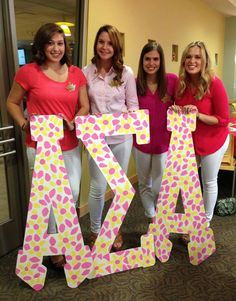 Come see our wide selection of apparel for Alpha Sigma Alpha. Sorority Outfits, Sorority Recruitment, Sorority Letters, Sorority Sugar, Custom Greek Apparel, Alpha Sigma Alpha, Delta Zeta, Bid Day, Greek Clothing