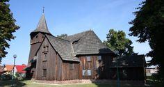 Szlak kościołów drewnianych