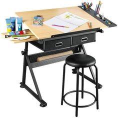 Artists Loft Craft Creative Centre Art Desk | Hobbycraft - this could be an idea!?!