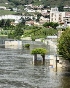 2016 05 12 - Cheias no Douro em Peso da Régua.  #regua #pesodarégua #pesodaregua #douro #riodouro #rioduero #douroriver #ilovedouro #altodouro #altodourovinhateio #douroalive #dourolovers #amar_douro #bestd #super_douro  #visitdouro #portugal #portugal_de_sonho #portugalalive #portugalovers #amar_portugal #amar_norte #bestportugal #super_portugal #visitportugal #welcomeportugal #weloveportugal #portugal_top #anonymous_pt by luismbcarvalho