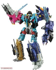 Exclusive Platinum Edition Combiner Wars Liokaiser Available Now From Entertainment Earth