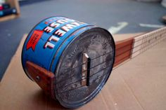 DIY Music – Cigar Boxes And Vintage Tins Get New Life With Great Plains Handmade Instruments ~ Krrb Blog