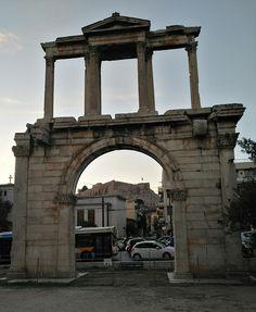 Arco de Adriano (Atenas)