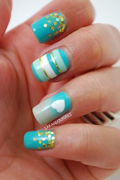 Sarah Lou Nails:  #nail #nails #nailart