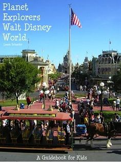 FREE e-Book: Planet Explorers Walt Disney World 2013 {+ 23 More Disney Travel Tips}