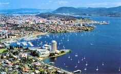 The Capital Hobart,Tasmania has my heart! Was crazy seeing a US aircraft carriers anchored in this beautiful bay. Tasmania, Beautiful Sites, Beautiful Places, Great Places, Places To See, Melbourne, Sydney, May Bay, Kuala Lumpur