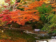 Ashland, Oregon - Lithia Park
