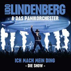 """Udo Lindenberg mit seinem Konzertalbum """"Ich mach mein Ding"""" - erhältlich bei weltbild.de. #weltbild #musik"""