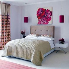 Want to create a romantic bedroom? These romantic bedroom ideas are full of easy-to-recreate decorating tips and design ideas Teenage Girl Bedroom Designs, Small Bedroom Designs, Small Room Design, Teenage Bedrooms, Design Room, Deco Design, House Design, Small Bedroom Interior, Small Room Bedroom