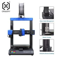 Buy Artillery GENIUS printer Large Plus Size High Precision Dual Z axis TFT Screen, sale ends soon. Be inspired: discover affordable quality shopping on Gearbest Mobile! 3d Printer Kit, 3d Printer Supplies, Laser Printer, Office Necessities, Promotion, 3d Printing Machine, Desktop, Coupon, Stepper Motor