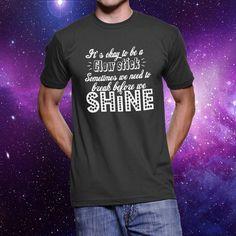 It's Okay to Be a Glow Stick T-Shirt